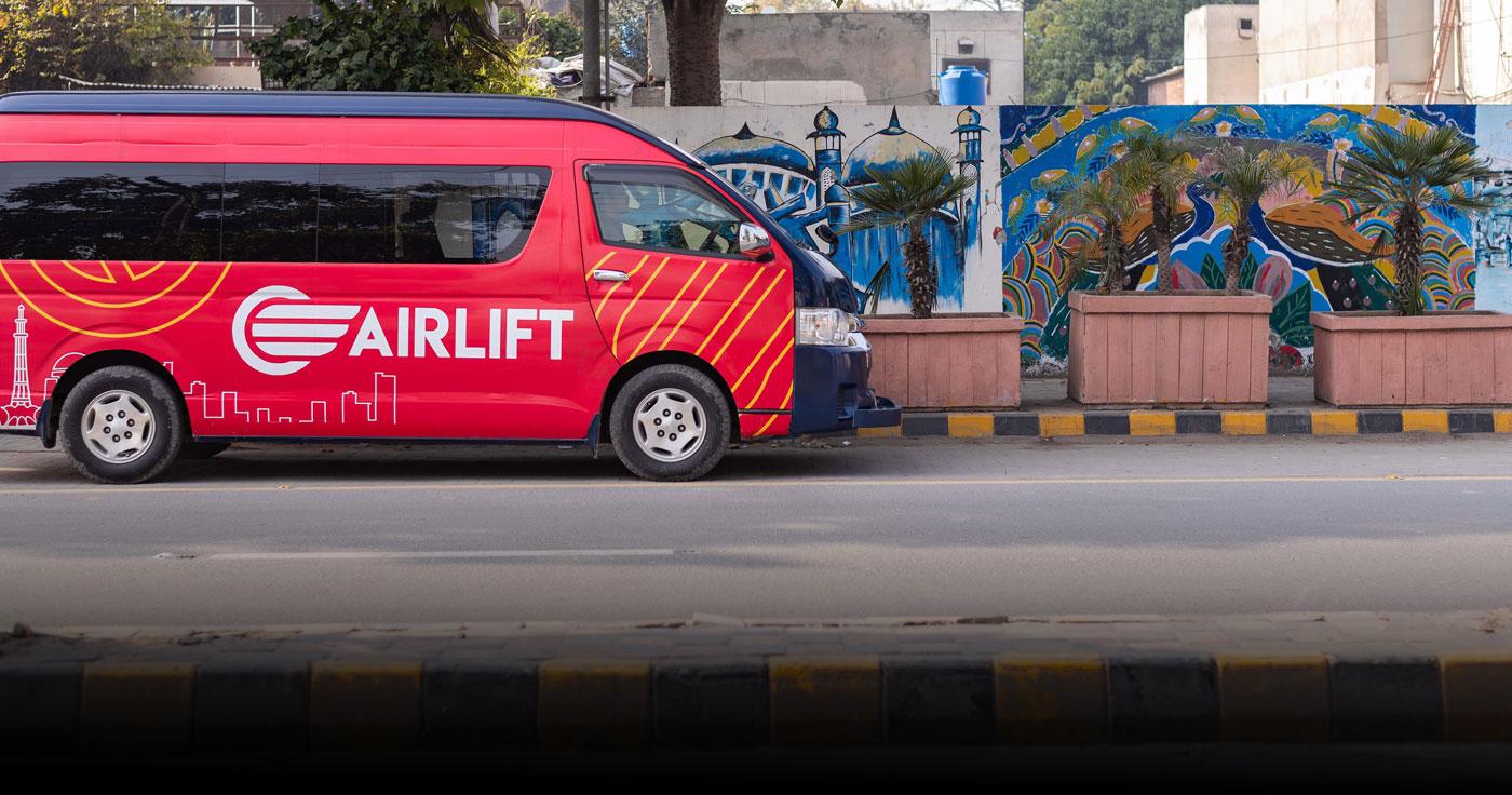 App gọi xe buýt Airlift của Pakistan huy động 10 triệu đô, ra mắt dịch vụ giao hàng tạp hóa