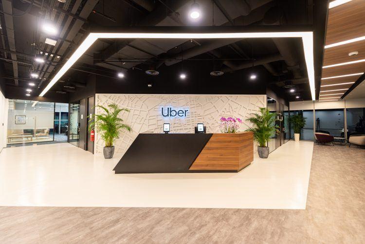 Uber sẽ giữ lại văn phòng khu vực ở Singapore