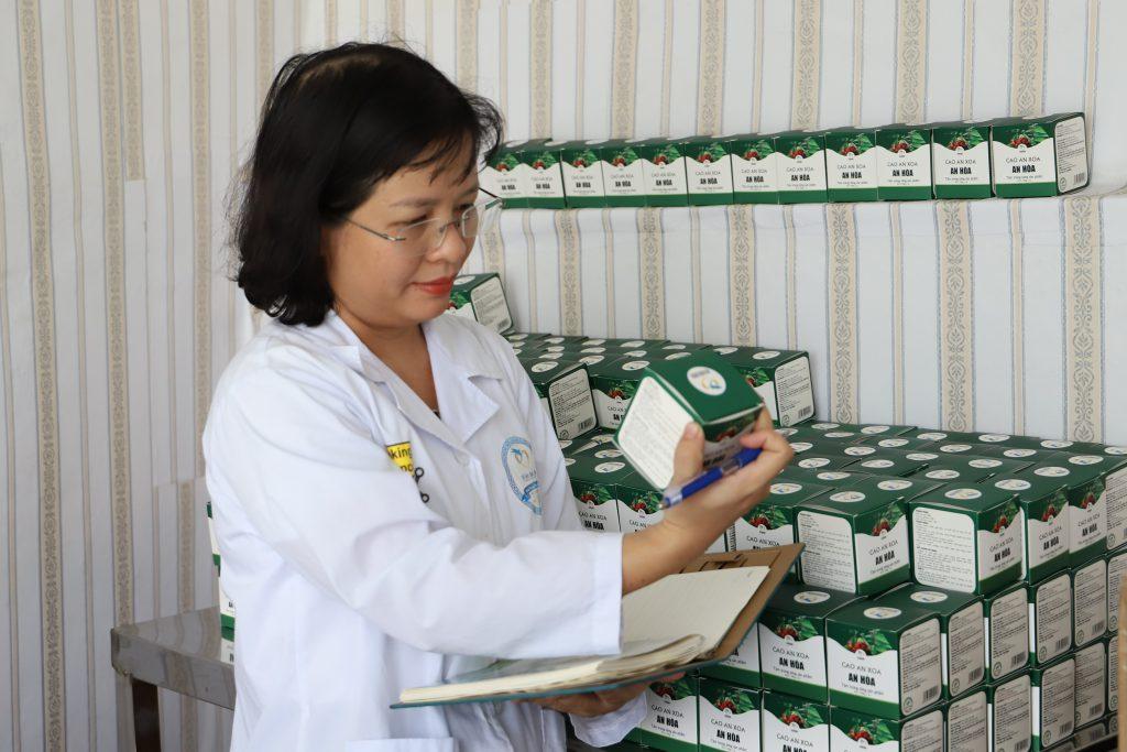 Nữ giám đốc trẻ muốn đưa thảo dược Việt Nam vươn tầm thế giới