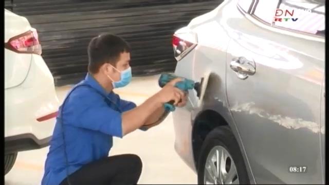 Khởi nghiệp thành công bằng mô hình dịch vụ chăm sóc ô tô