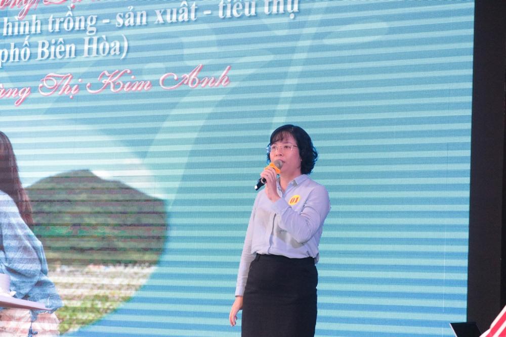 Sản xuất và tiêu thụ trà an xoa An Hòa: Dự án khởi nghiệp triển vọng của Hội LHPN tỉnh