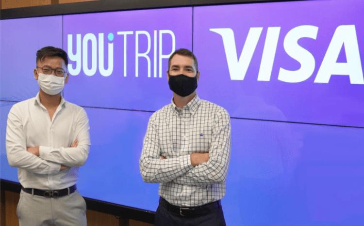 Ví điện tử đa tiền tệ của Singapore YouTrip hợp tác với Visa