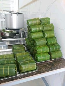 Giò lụa An Phát: giữ gìn văn hóa ẩm thực Việt