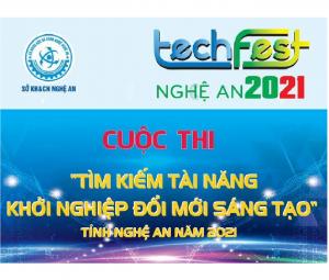 Cuộc thi Techfest Nghệ An open 2021
