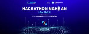 Cuộc thi Hackathon Nghệ An năm 2021: Cơ hội mới dành cho dân công nghệ