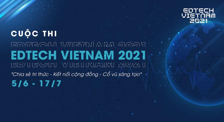 Khởi động Cuộc thi Tìm kiếm ngôi sao khởi nghiệp Edtech Vietnam 2021