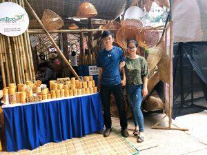Dự án khởi nghiệp: Hồn tre Việt