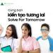 """""""Cùng bạn kiến tạo tương lai - SOLVE FOR TOMORROW 2020"""""""